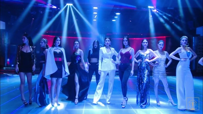 Catwalk chuyen nghiep, Minh Tu van truot phan thi Top Model hinh anh 1