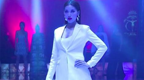 Catwalk chuyen nghiep, Minh Tu van truot phan thi Top Model hinh anh