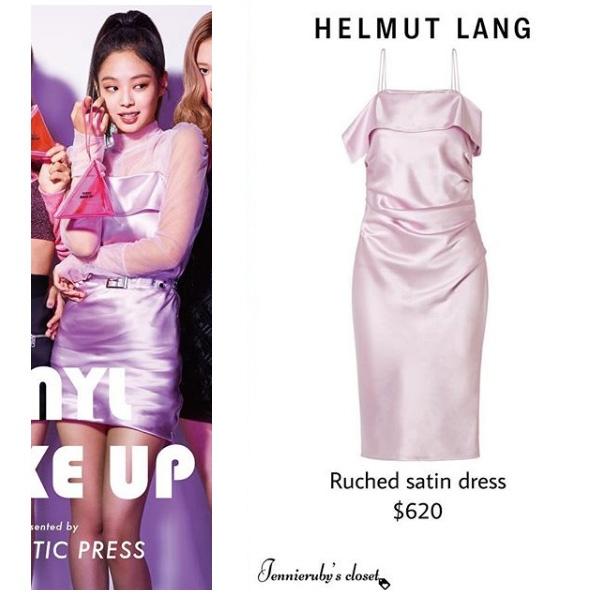 Jennie (Black Pink) bien tau trang phuc hang hieu the nao? hinh anh 3