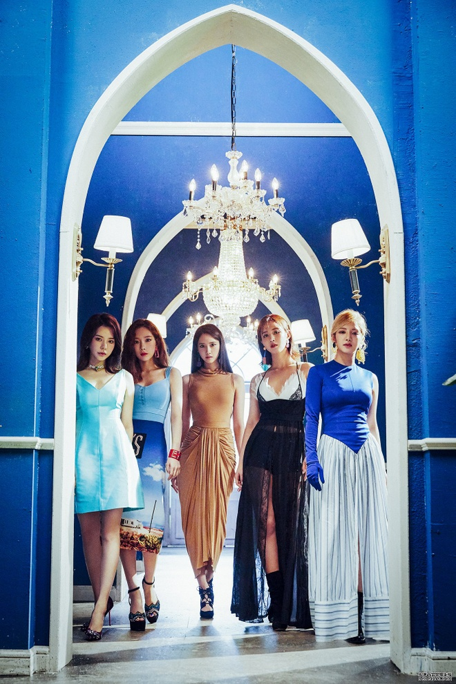 Thoi trang cac sao nu K-Pop trong MV nam 2019 se nhu the nao? hinh anh 5