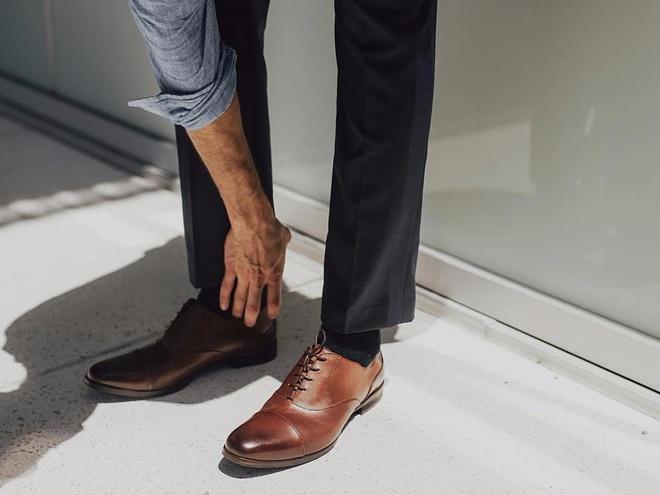 Bảo quản giày tây đúng cách như thế nào? - Mặc đẹp - ZING.VN