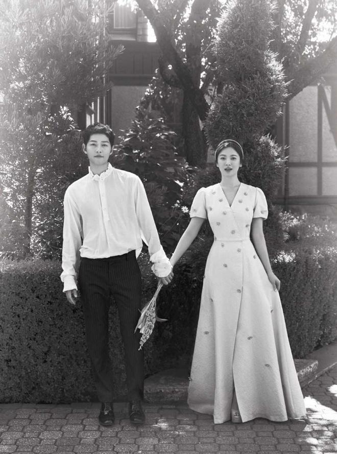 Song Joong Ki - Song Hye Kyo anh 3