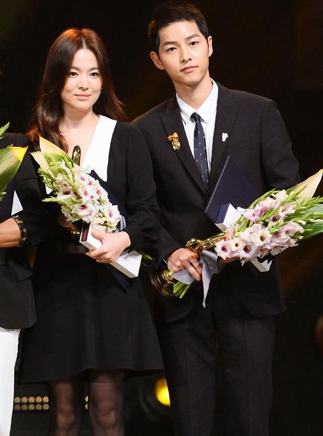 Song Joong Ki - Song Hye Kyo anh 7