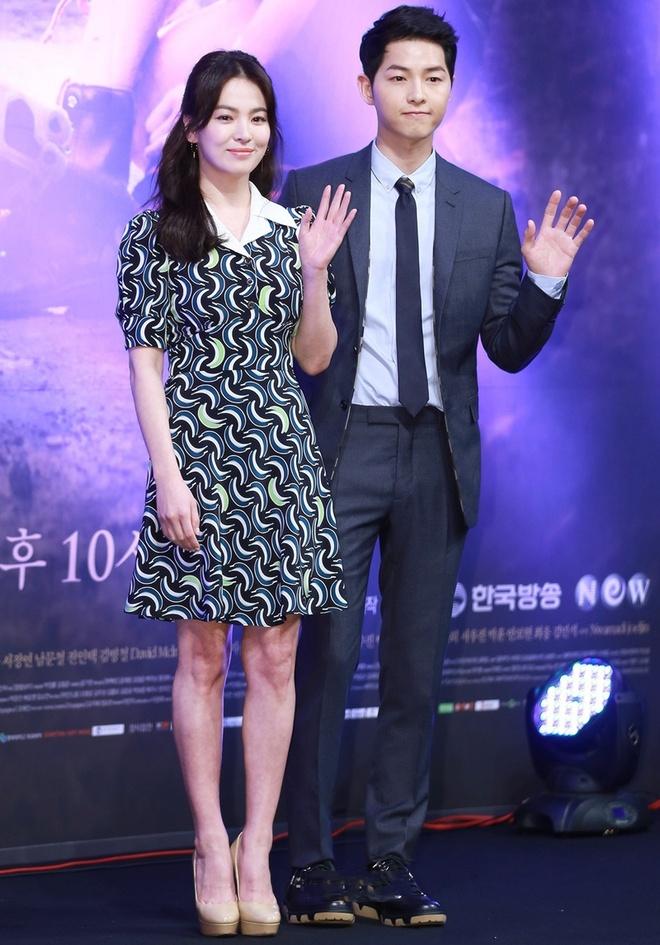 Song Joong Ki - Song Hye Kyo anh 9