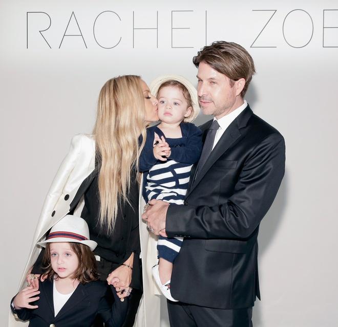 Rachel Zoe va Rodger Berman - mot tinh yeu dep trong lang thoi trang hinh anh 3