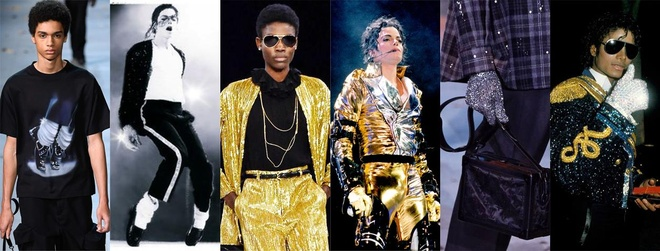 Tuong dai phong cach Michael Jackson dang dan sup do hinh anh 2