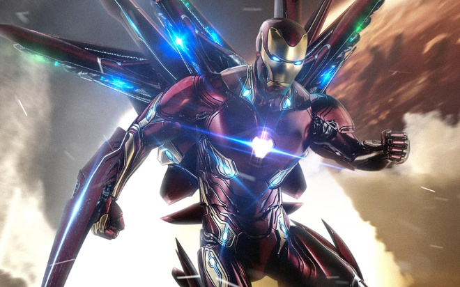 Bo giap cua Iron man va dan anh hung co gi dac biet trong 'Endgame'? hinh anh 2