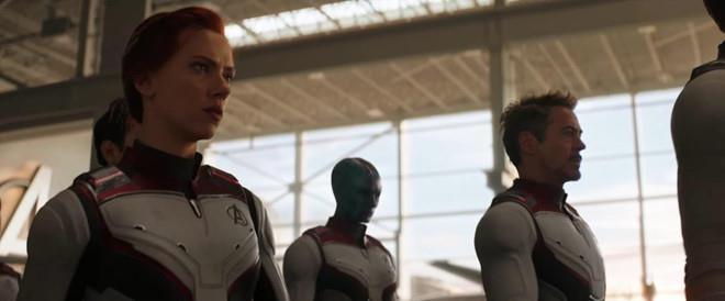 Bo giap cua Iron man va dan anh hung co gi dac biet trong 'Endgame'? hinh anh 3