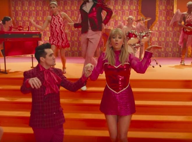 Qua thoi tam toi, Taylor Swift tro lai voi hinh anh tuoi sang hinh anh 7