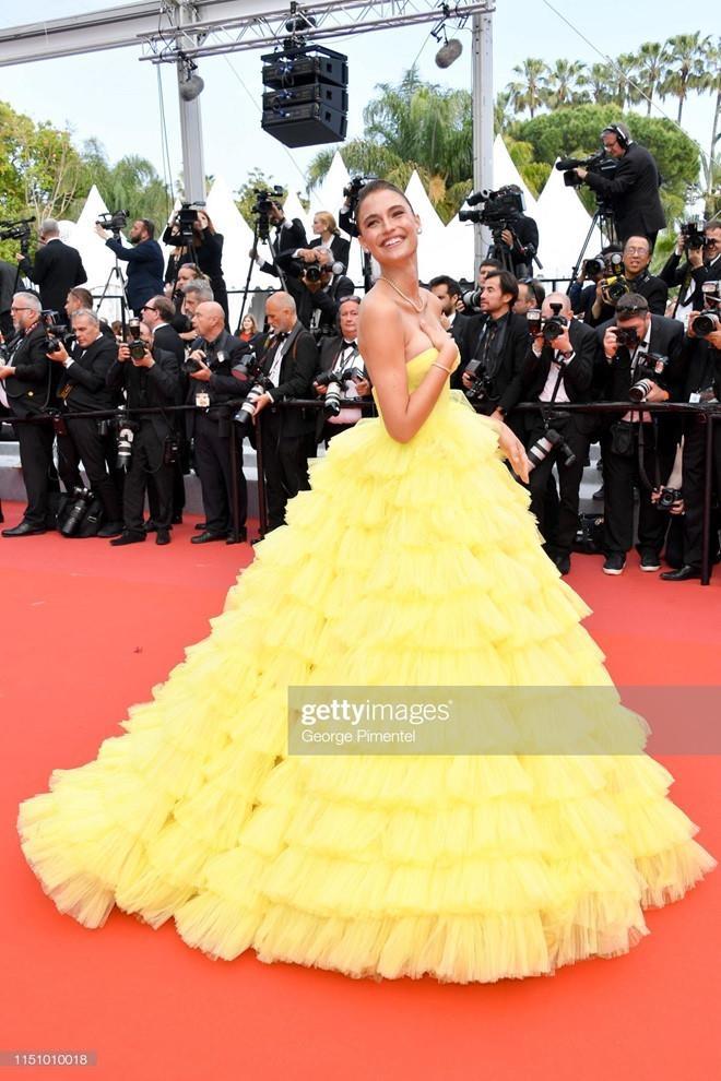 Nhung su co trang phuc dang tiec cua dan nguoi dep tai Cannes 2019 hinh anh 5