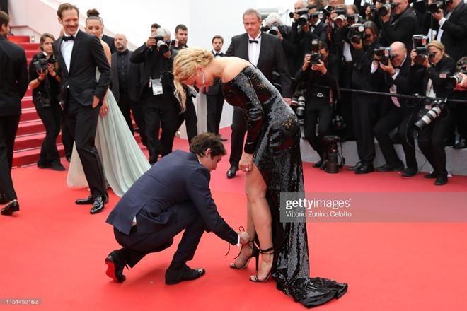 Nhung su co trang phuc dang tiec cua dan nguoi dep tai Cannes 2019 hinh anh 7