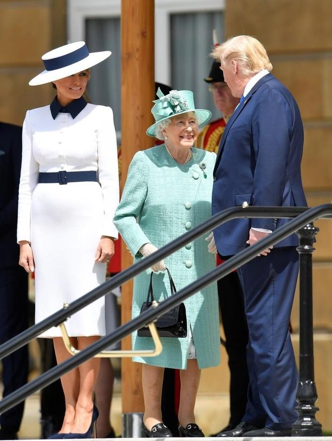 Su tinh toan thong minh cua ba Trump trong chuyen tham nuoc Anh hinh anh 1