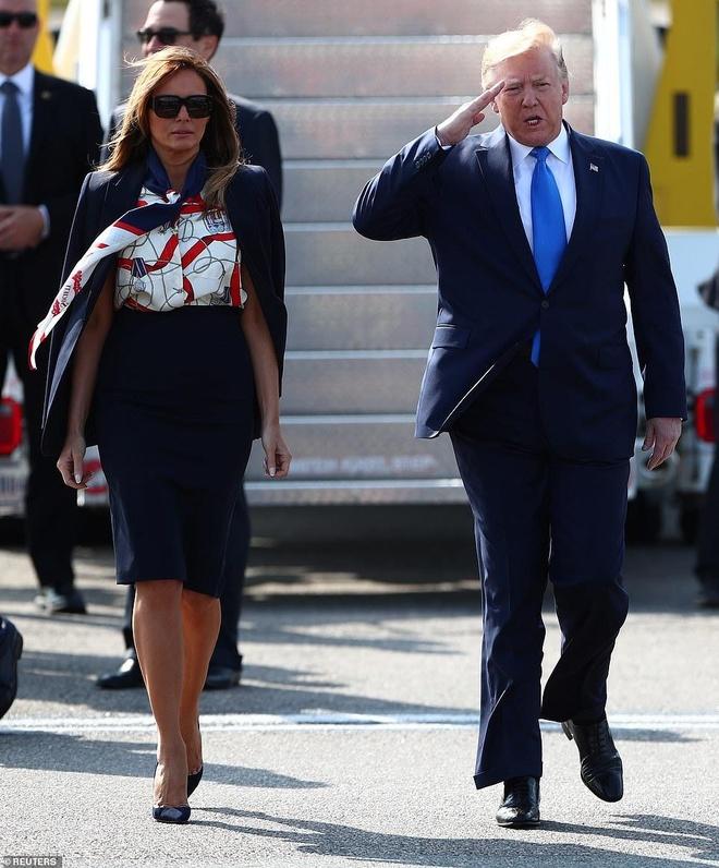 Su tinh toan thong minh cua ba Trump trong chuyen tham nuoc Anh hinh anh 6