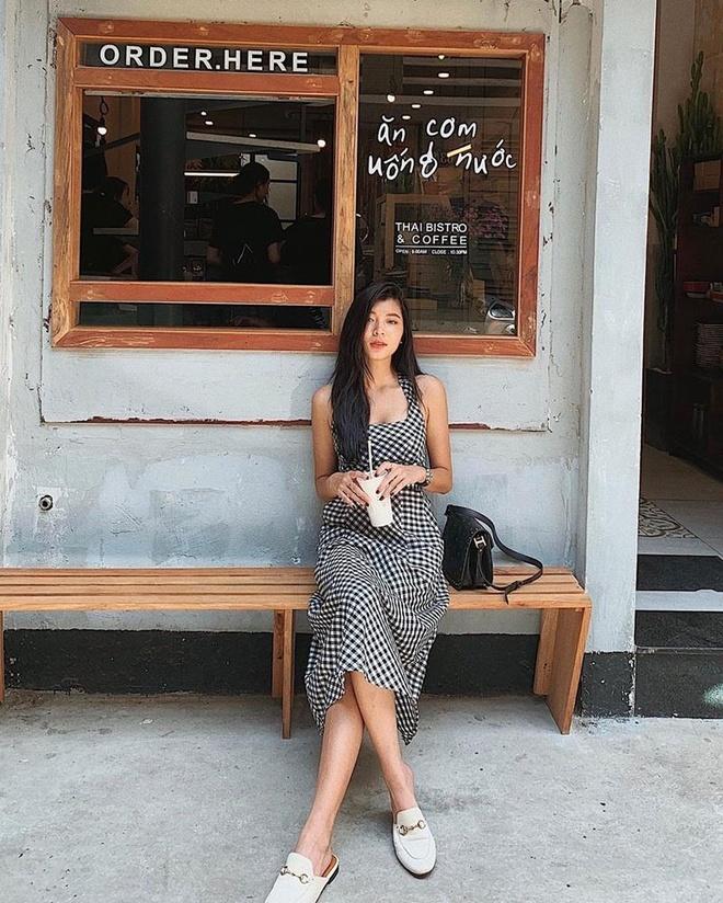 Thanh Hang, Dang Thu Thao ua chuong trang phuc thanh lich xuong pho hinh anh 8