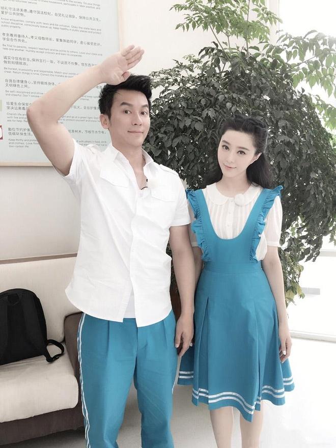 Nhung khoanh khac thoi trang doi cua Pham Bang Bang va Ly Than hinh anh 9