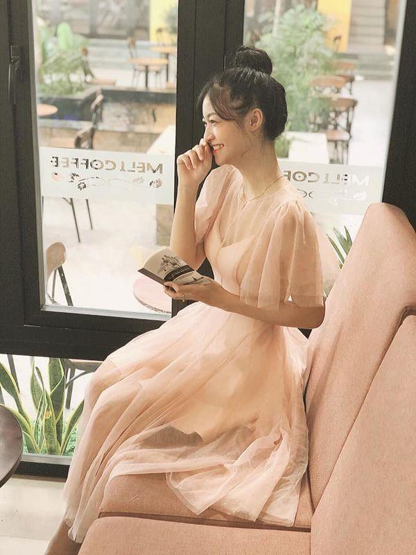 Khong theo style goi cam, A hau 1 Kieu Loan doi thuong rat gian di hinh anh 4