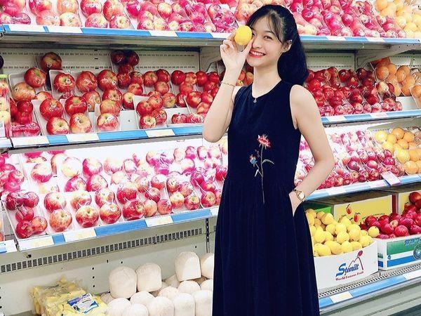 Khong theo style goi cam, A hau 1 Kieu Loan doi thuong rat gian di hinh anh 7