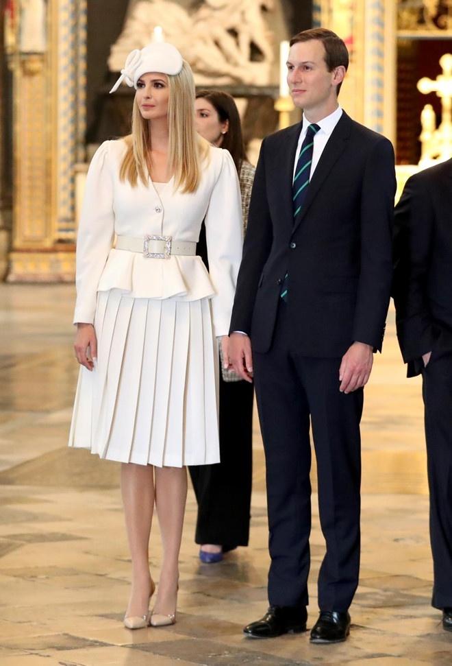 Truoc vu lo nguc, Ivanka Trump mac do ra dang chinh tri gia the nao? hinh anh 3