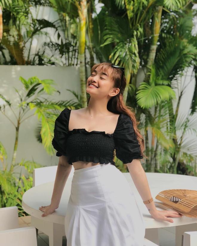 Cung dien do sexy: Linh Ka bi che gia, Chi Pu, Kaity duoc khen dep hinh anh 8