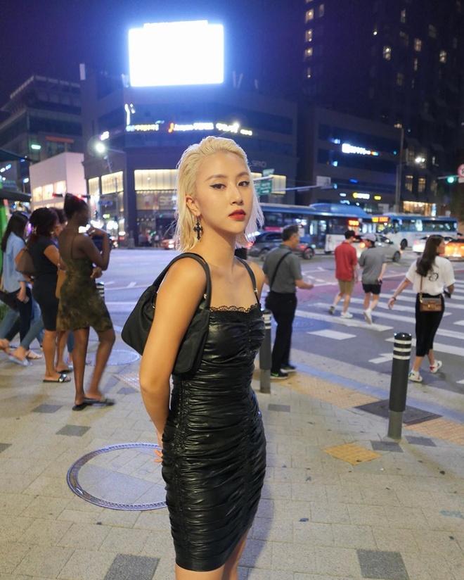 Cung dien do sexy: Linh Ka bi che gia, Chi Pu, Kaity duoc khen dep hinh anh 10