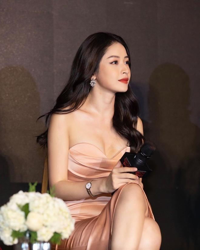 Cung dien do sexy: Linh Ka bi che gia, Chi Pu, Kaity duoc khen dep hinh anh 12
