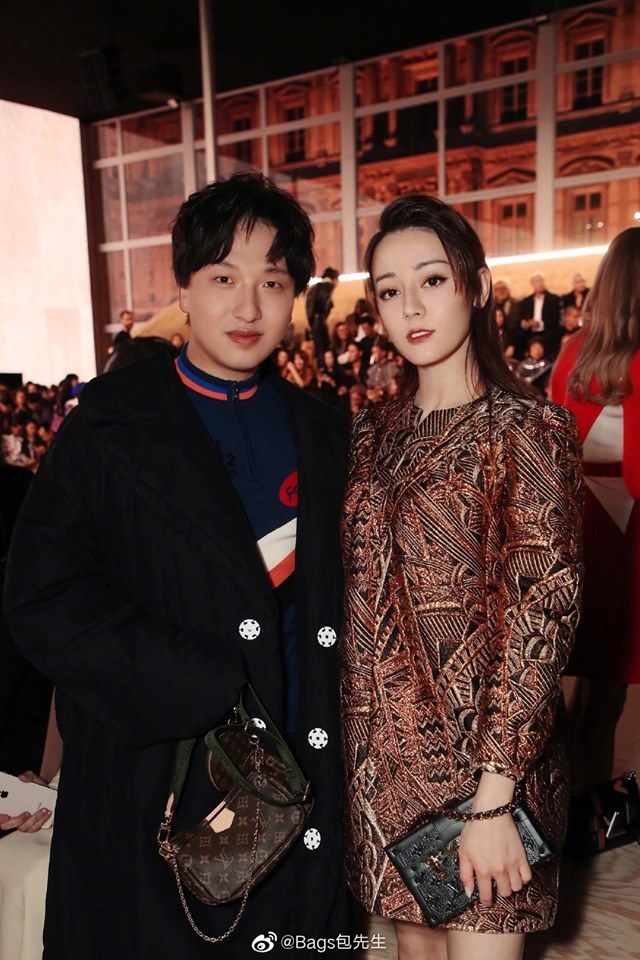 Sao Hoa Ngu mac do kem xinh tai Fashion Week anh 1