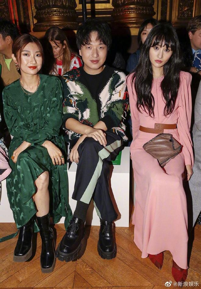 Sao Hoa Ngu mac do kem xinh tai Fashion Week anh 11