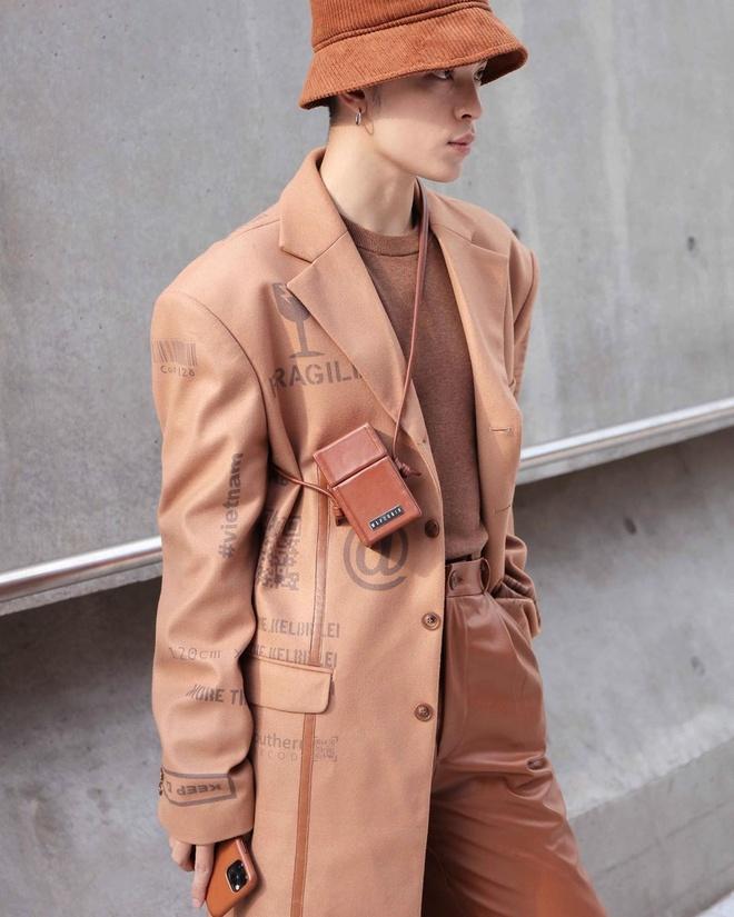 Truong nhom HKT xuat hien tai Seoul Fashion Week anh 5