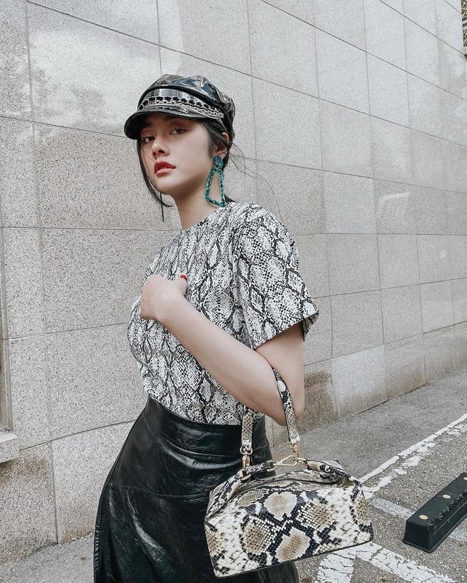 Truong nhom HKT xuat hien tai Seoul Fashion Week anh 3