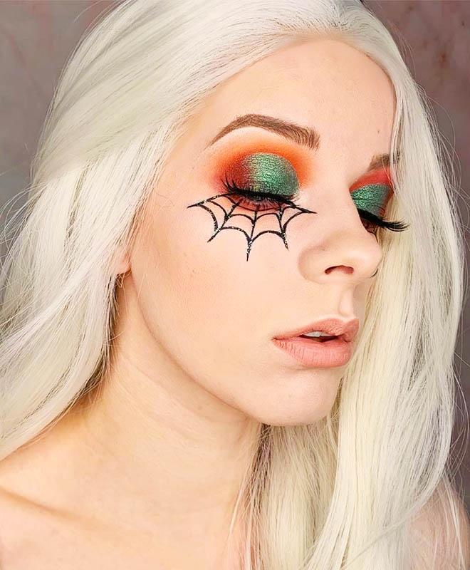Trang diem Halloween anh 9