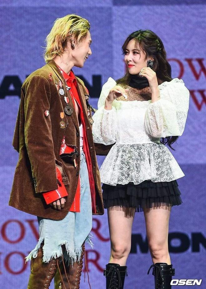 HyunA va E'Dawn: Gu thoi trang khac biet tao nen su hoan hao hinh anh 2