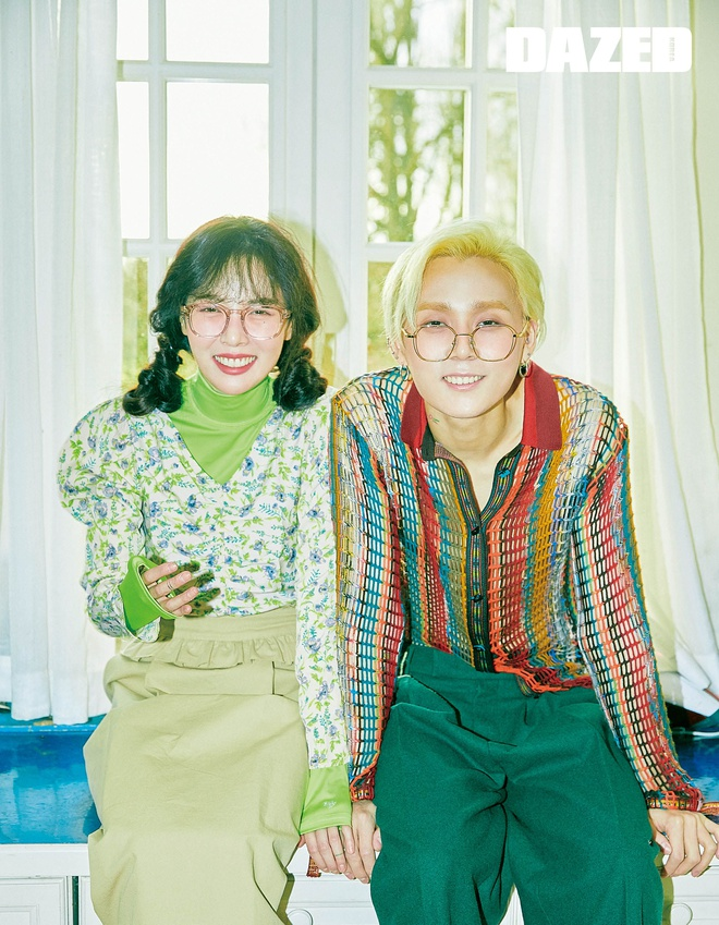 HyunA va E'Dawn: Gu thoi trang khac biet tao nen su hoan hao hinh anh 6