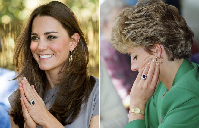 Kate Middleton bien tau trang suc me chong anh 3