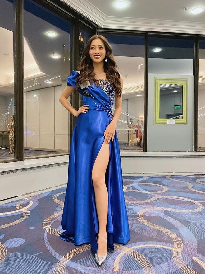 Tham gia Miss World, Hoa hau Luong Thuy Linh da chon vay ao the nao? hinh anh 6 LTL3.jpg