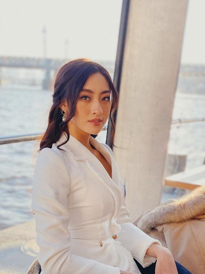 Tham gia Miss World, Hoa hau Luong Thuy Linh da chon vay ao the nao? hinh anh 8 LTL8.1.jpg