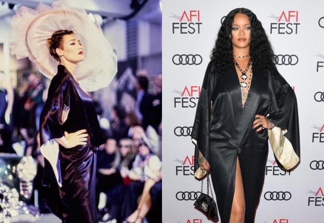 Rihanna va dan sao quoc te chuong dien thiet ke tu 20 nam truoc hinh anh 1