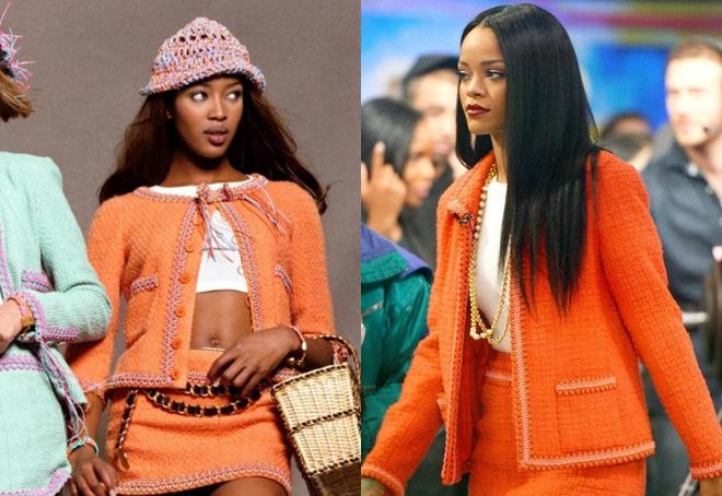 Rihanna va dan sao quoc te chuong dien thiet ke tu 20 nam truoc hinh anh 2