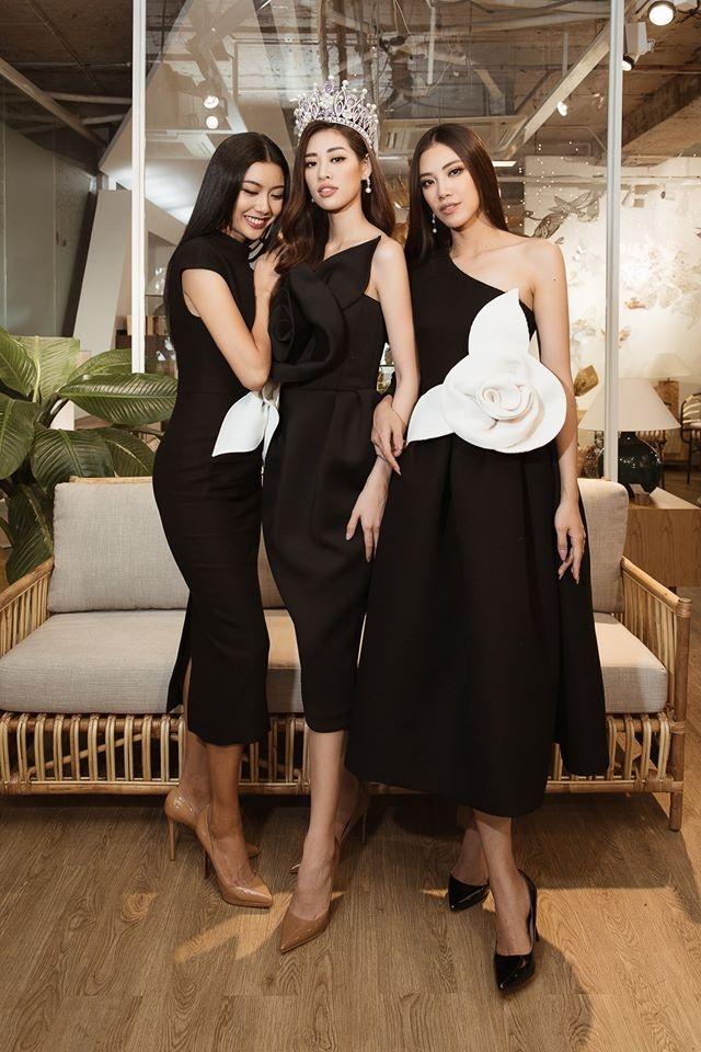 Top 3 Hoa hau Hoan Vu Viet Nam mac do giong cot den giao thong hinh anh 4 Top4.jpg