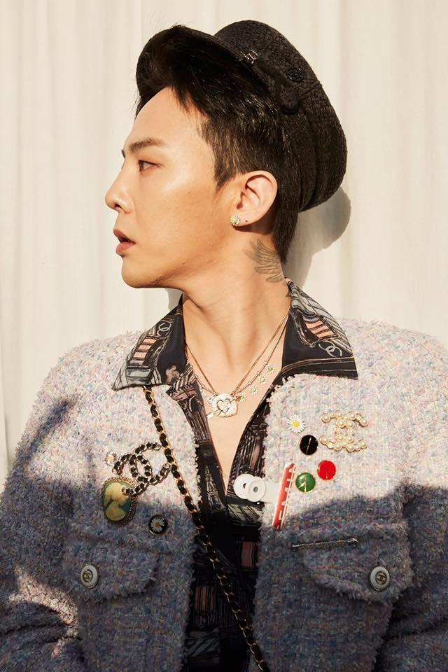 G-Dragon, Nana Komatsu mac dep lan at dan sao ngoai tai show Chanel hinh anh 1 CN1.jpg