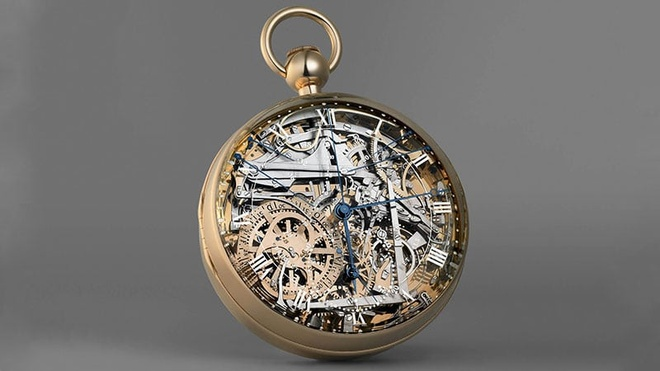 Graff Hallucination 55 trieu USD va mau dong ho xa xi nhat the gioi hinh anh 3 Breguet_Marie_Antoinette_Grande_Complication_Pocket_Watch.jpg