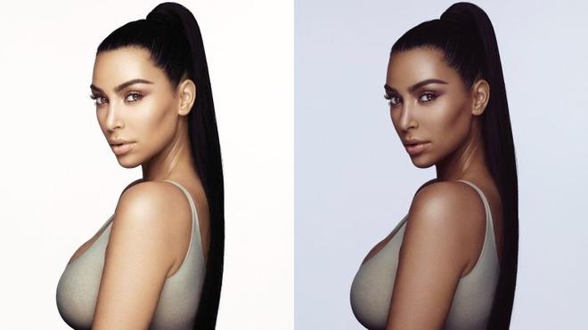 Kylie Jenner bi chi trich ky thi chung toc khi trang diem da toi mau hinh anh 2 KIM1.jpg
