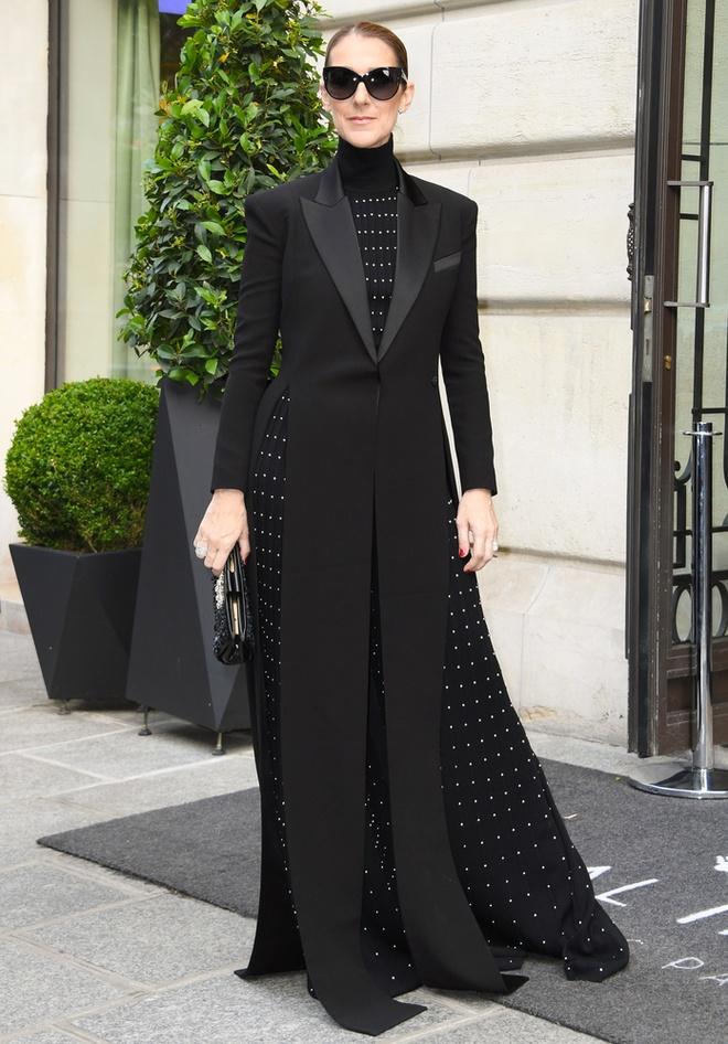 Celine Dion voi gu an mac tre trung anh 3