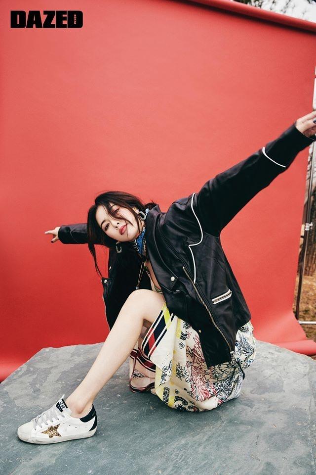 HyunA - Dawn tao dang kho hieu, tiet lo chuyen tinh yeu tren tap chi hinh anh 5 HYUNA6.jpg