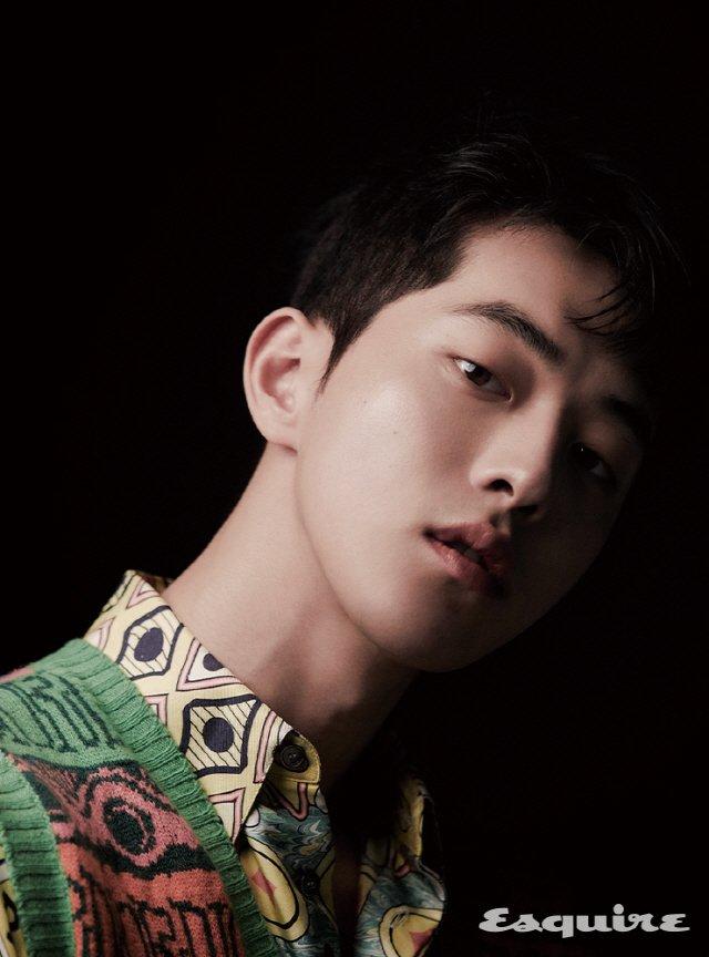 Nam Joo Hyuk mac do Dior anh 2
