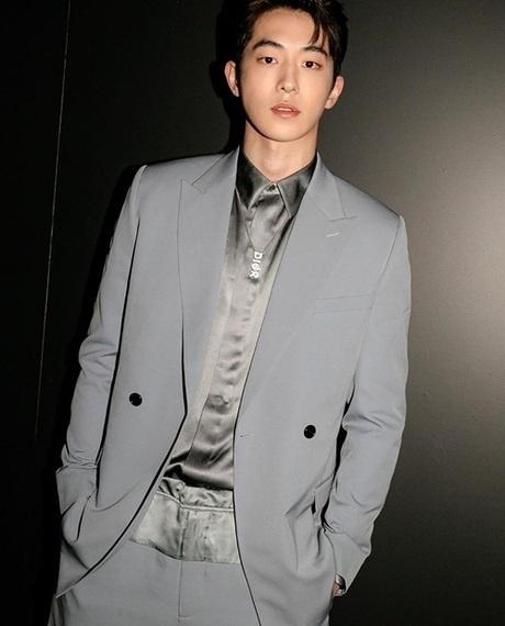 Nam Joo Hyuk mac do Dior anh 6