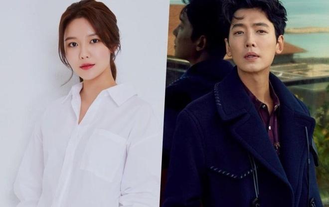 Sooyoung hen ho Jung Kyung Ho anh 1