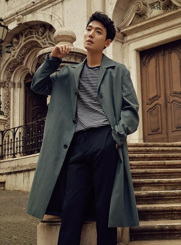 Sooyoung hen ho Jung Kyung Ho anh 5