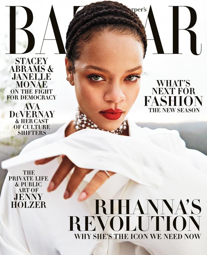 Rihanna mac goi cam anh 1