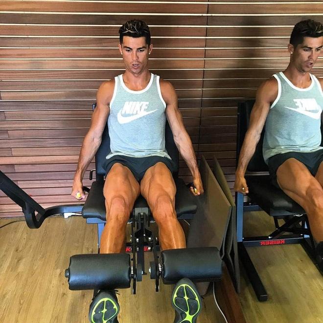 Che do luyen tap Cristiano Ronaldo anh 4