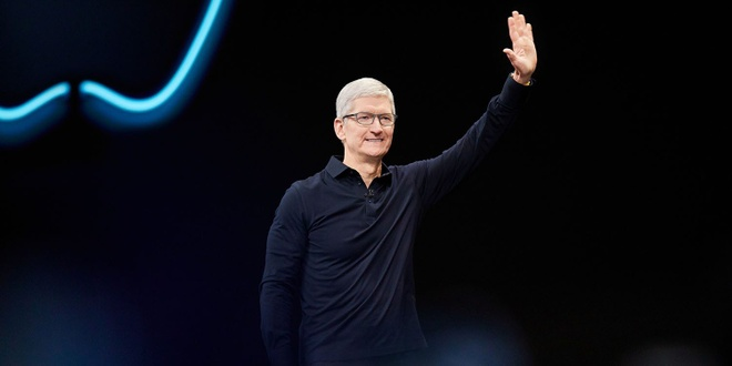 Apple sap tro thanh cong ty dinh gia 2.000 USD anh 2
